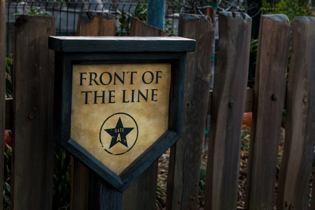 Flight of the Hippogriff Gate A Sign