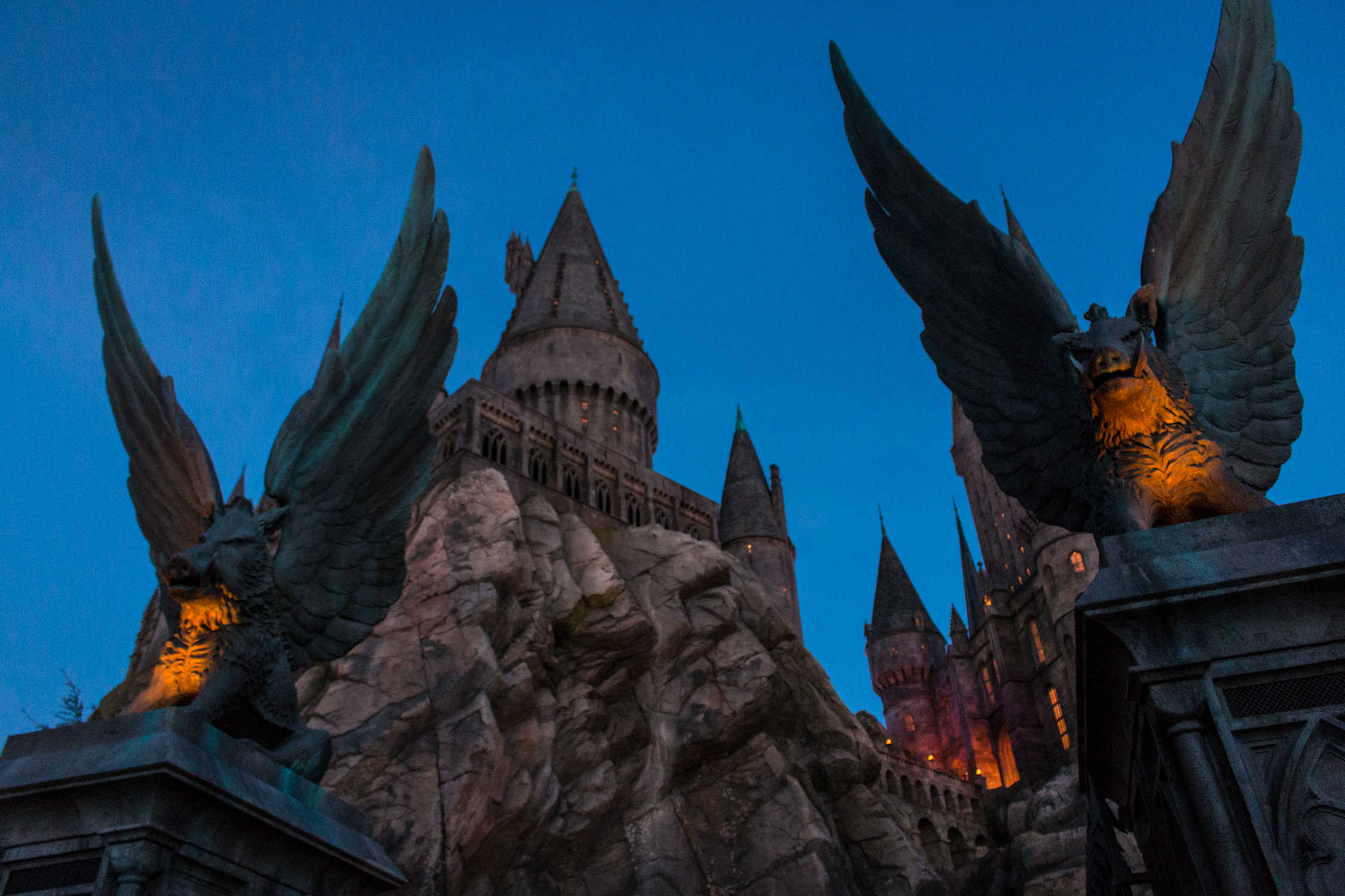 Harry Potter and the Forbidden Journey in Hollywood removes 3D