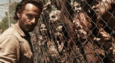 The Walking Dead invading
