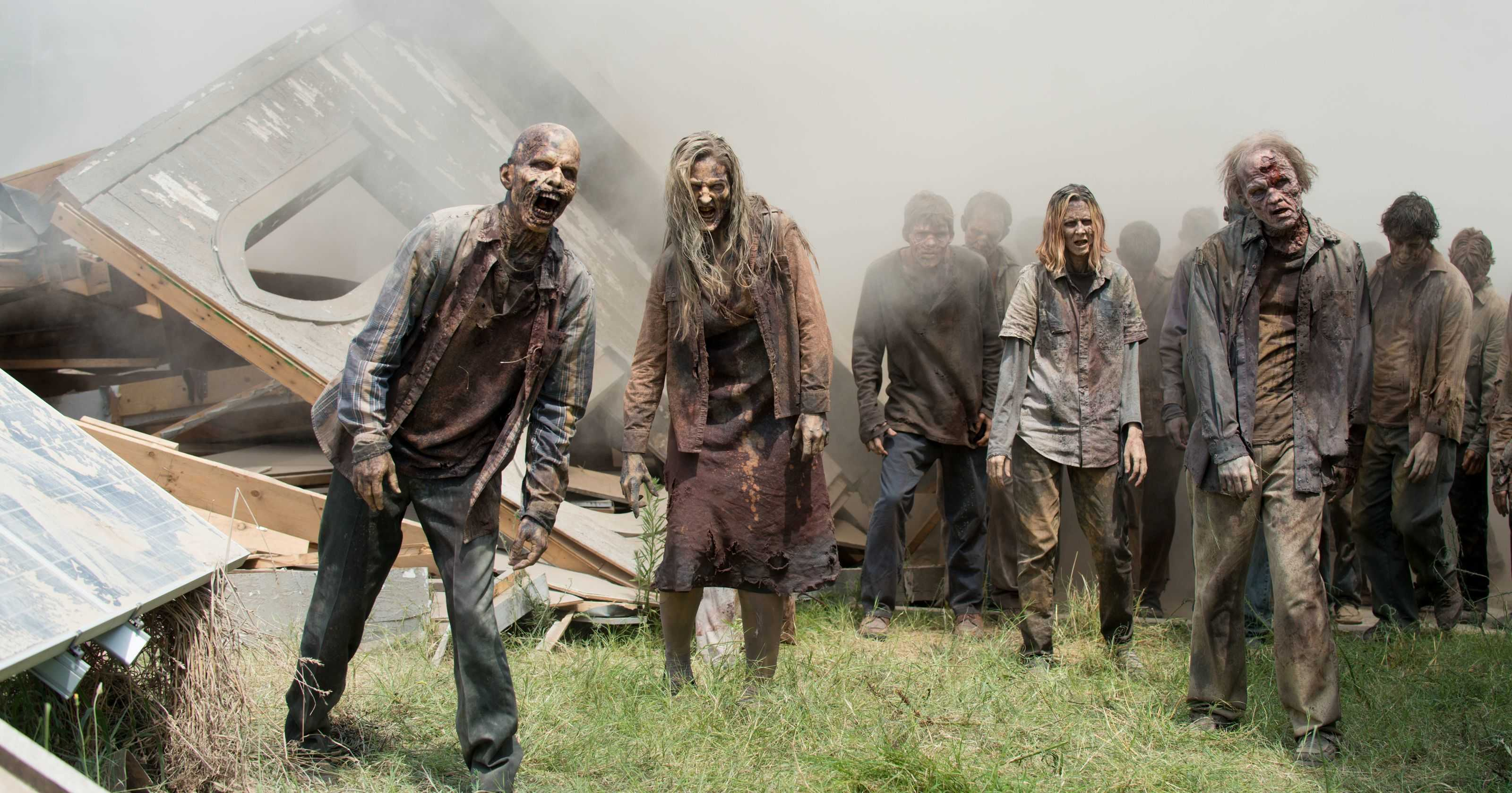 'Walking Dead' permanent attraction announcement rumored for Universal Studios Hollywood