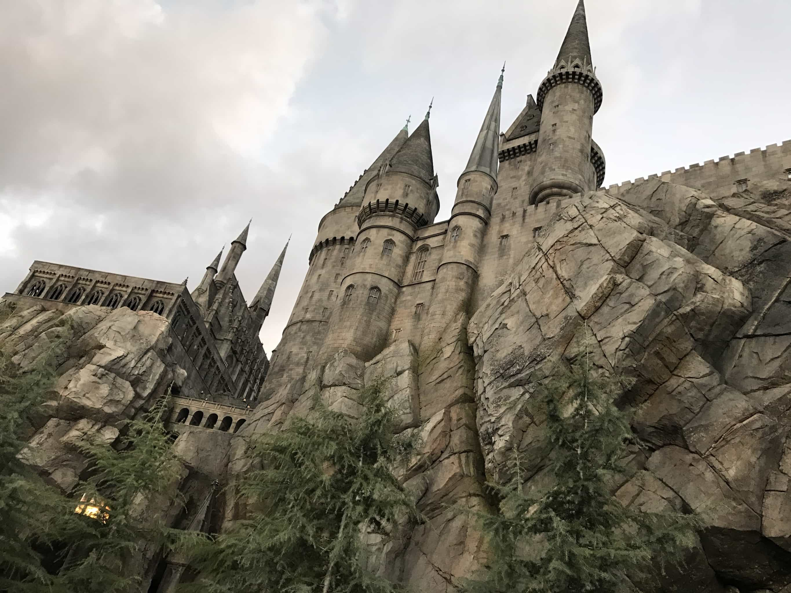 Harry Potter and the Forbidden Journey in Hollywood Now in 4K-HD