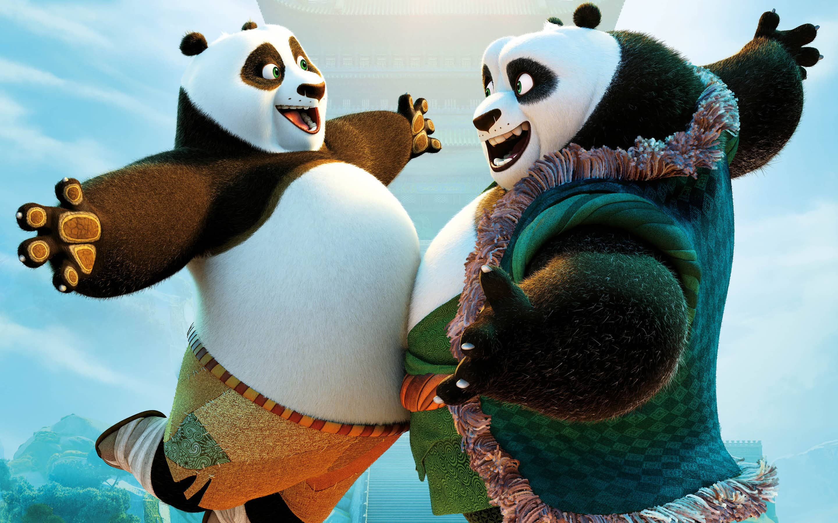 Goodbye, Shrek 4D; hello, Kung Fu Panda