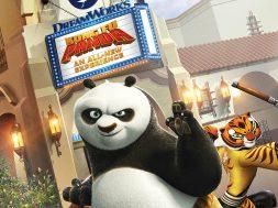 DreamWorks Theater featuring Kung Fu Panda at Universal Studios Hollywood