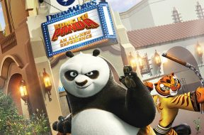 DreamWorks Theater featuring Kung Fu Panda at Universal Studios Hollywood