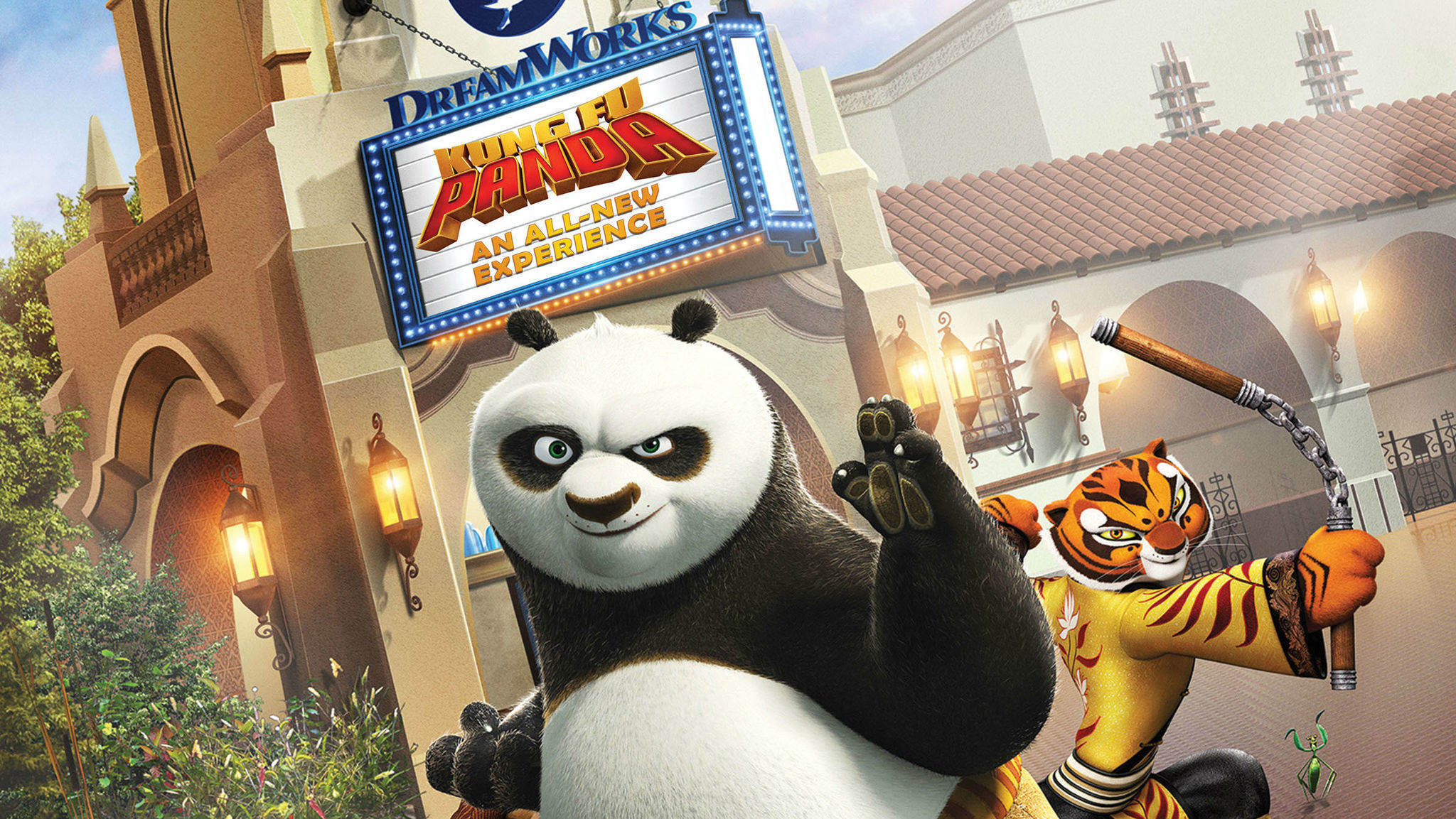 Dreamworks Theatre attraction details announced