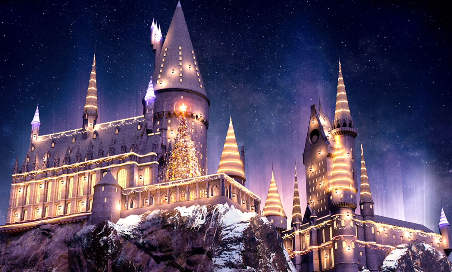 Harry Potter Christmas, Kung Fu Panda, & more arriving soon
