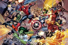 Marvel Universe character roster