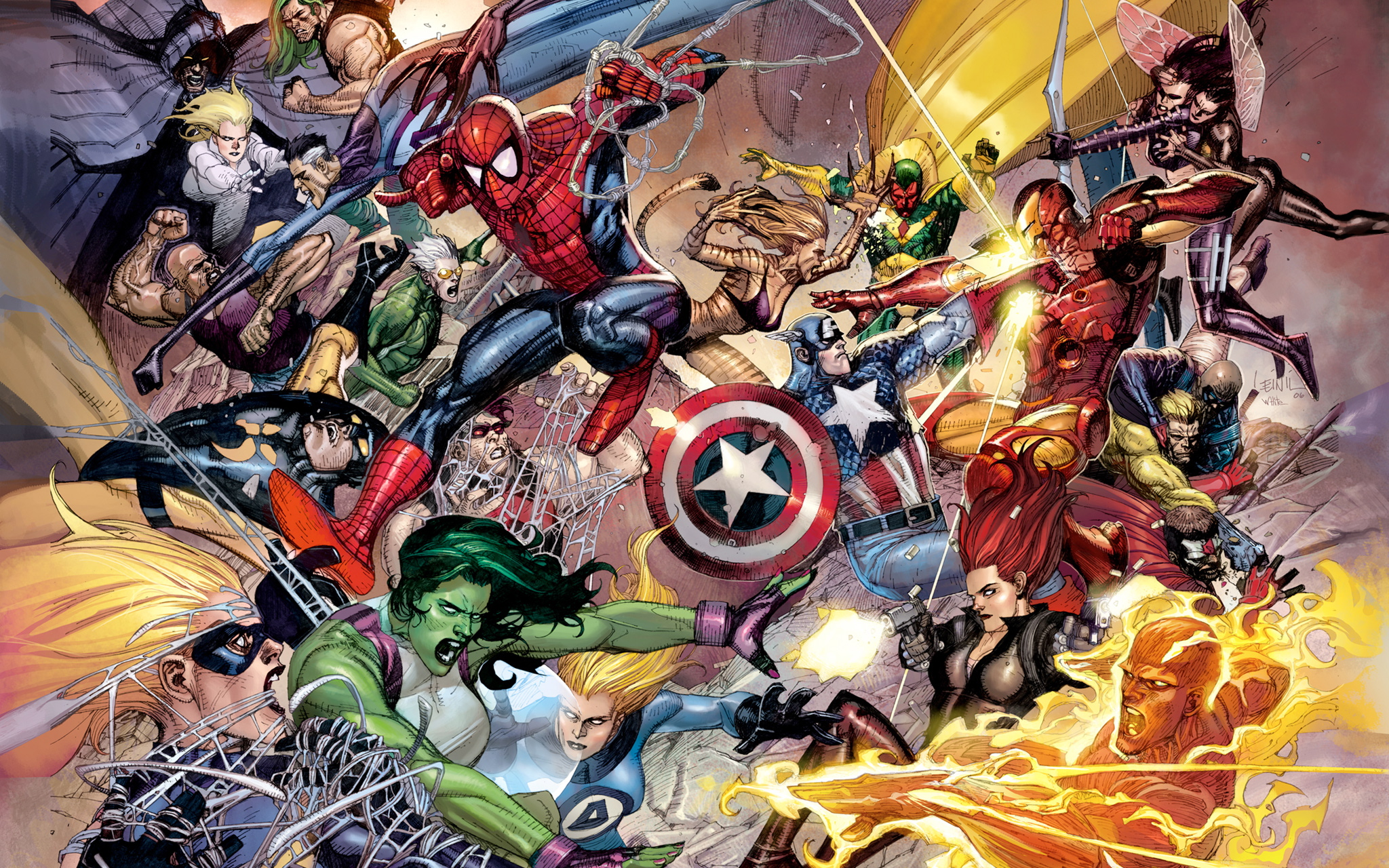 Marvel Land ANNOUNCED for Disney California Adventure