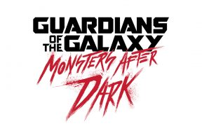 Guardians of the Galaxy - Monsters after Dark logo