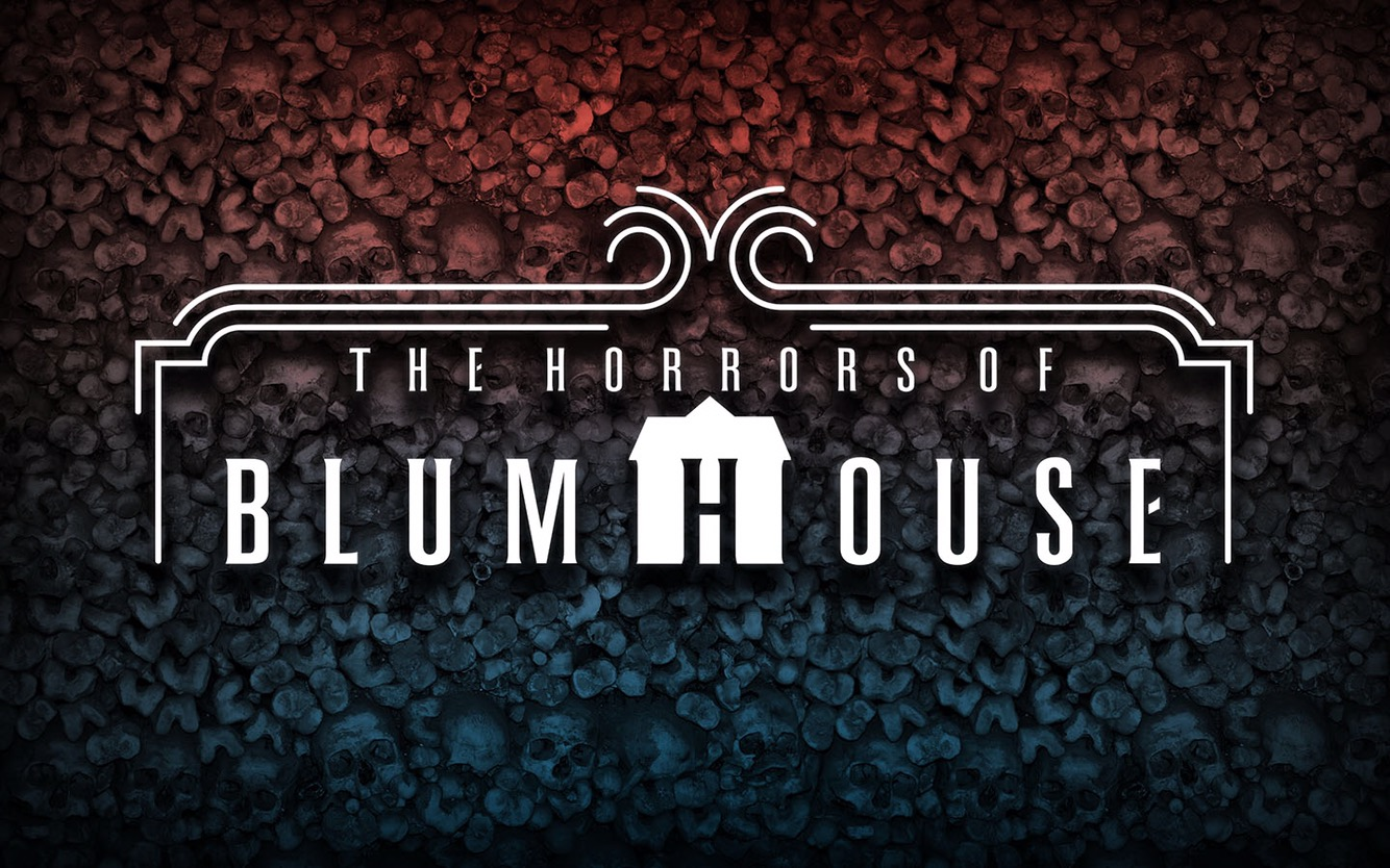 The Horrors of Blumhouse announced for Halloween Horror Nights