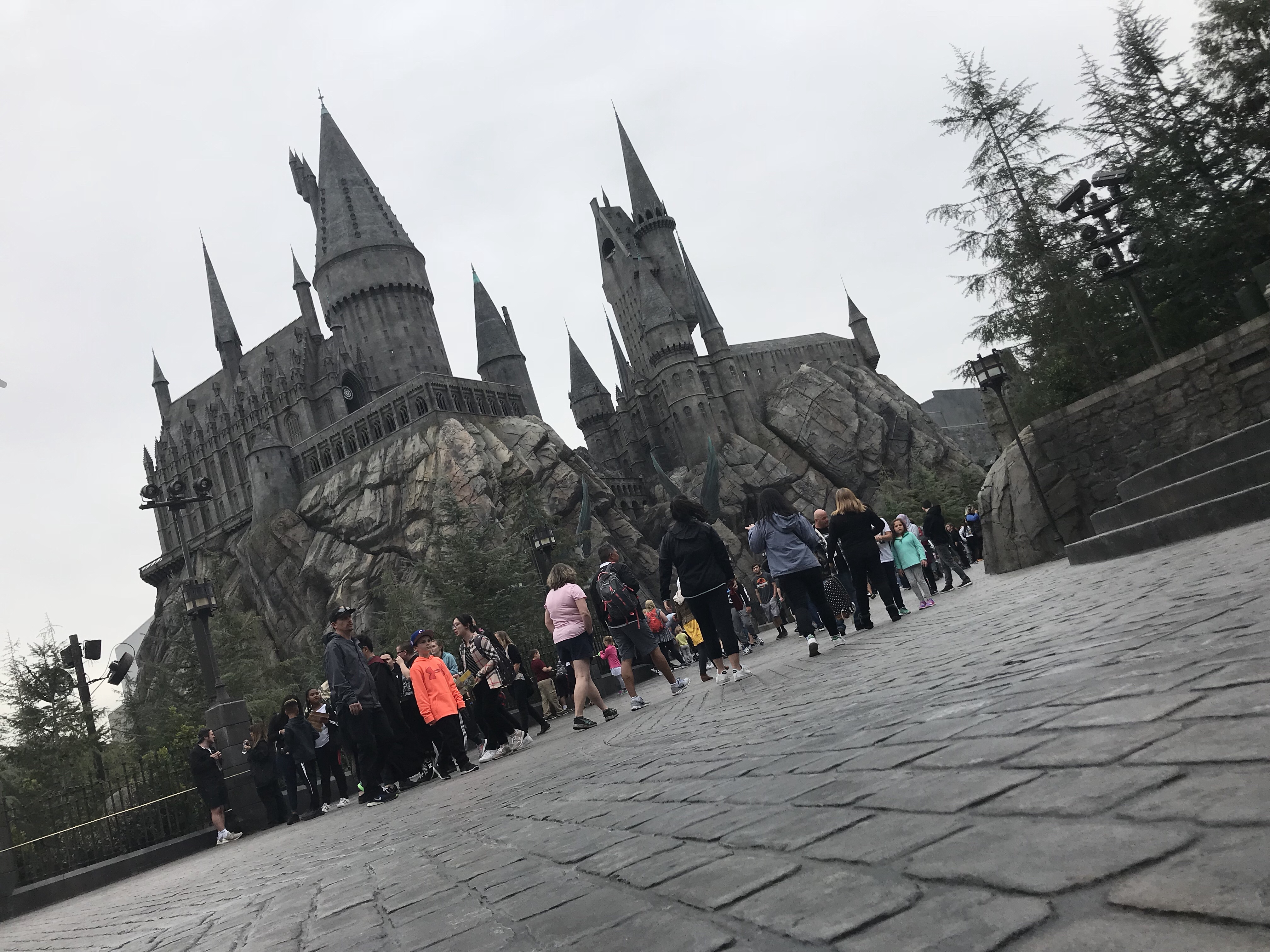 Hollywood's Wizarding World of Harry Potter has new (and the best!) spells