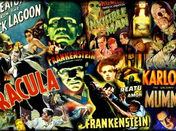 Universal Classic Monsters Halloween Horror Nights 2018