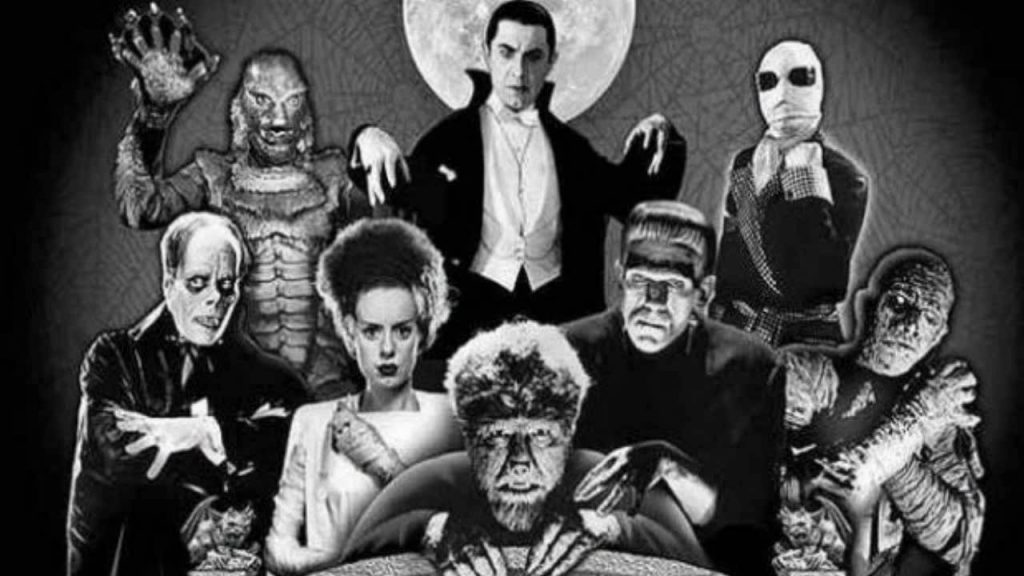Universal Classic Monsters Halloween Horror Nights 2018