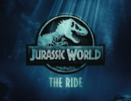 Jurassic World: The Ride at Universal Studios Hollywood