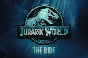 Jurassic World: The Ride at Universal Studios Hollywood
