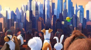 Secret Life of Pets at Universal Studios Hollywood