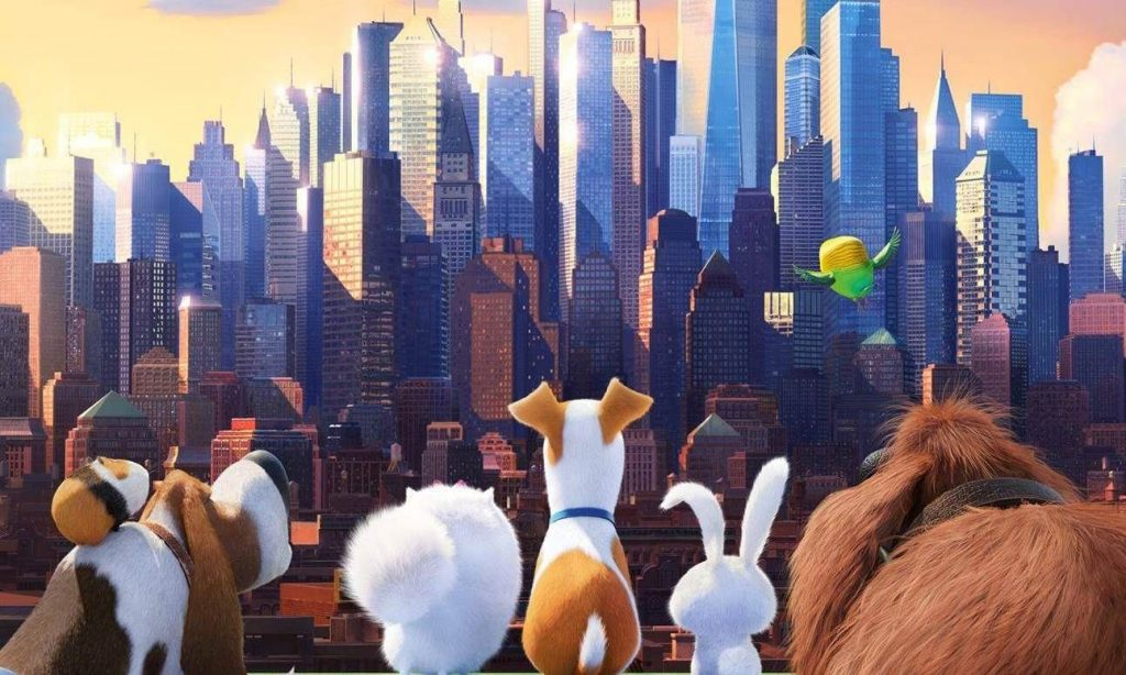 The Secret Life of Pets: Off the Leash REVEALED