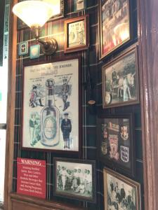 Mulligan's Irish Pub at Universal Studios Hollywood.