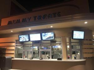 Mummy Treats at Universal Studios Hollywood
