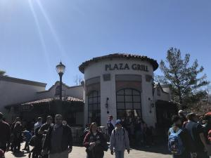 Plaza Grill at Universal Studios Hollywood