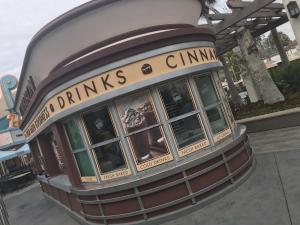 Cinnabon at Universal Studios Hollywood