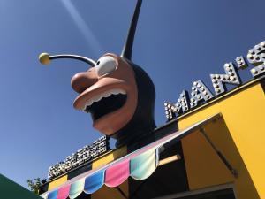 Bumblebee Man Taco Truck